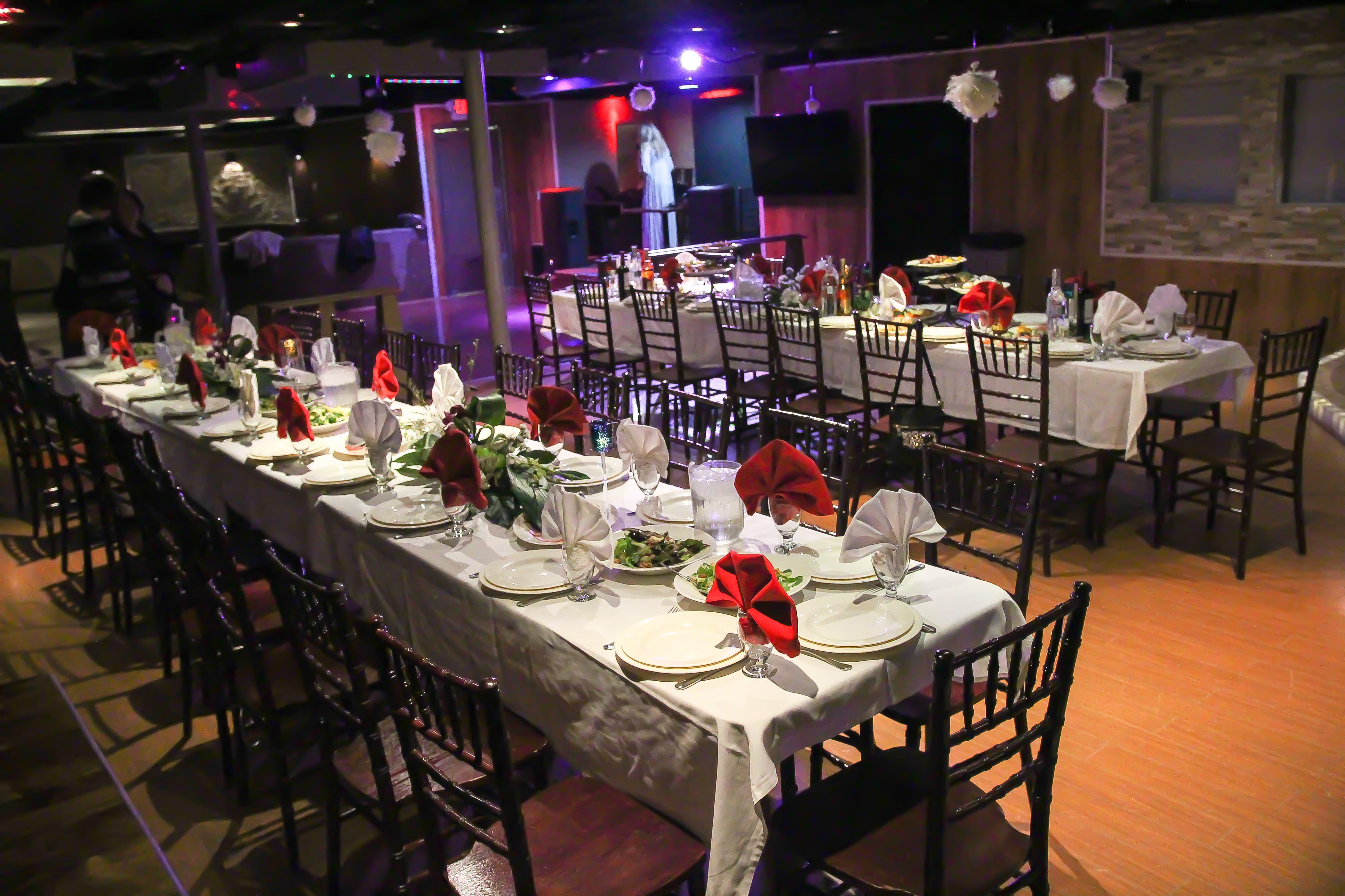 Banquet Restaurant Europa